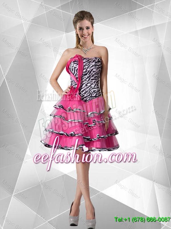 Zebra Prom Dresses 2016 101