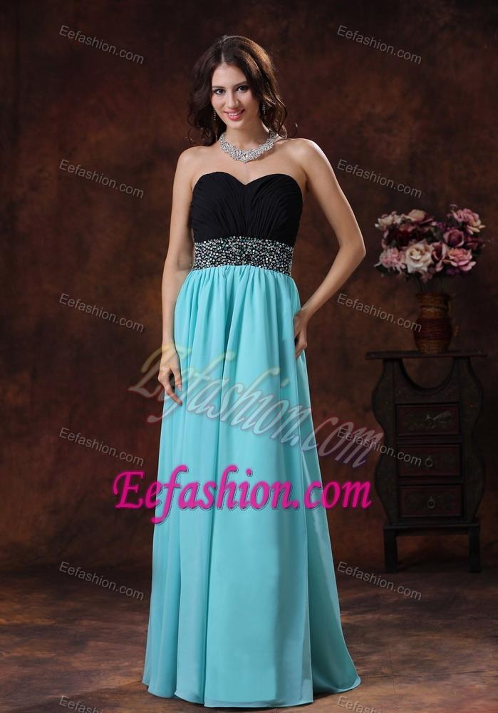 Quinceanera Dresses 2014 Mint Aqua Blue and Black Sw...