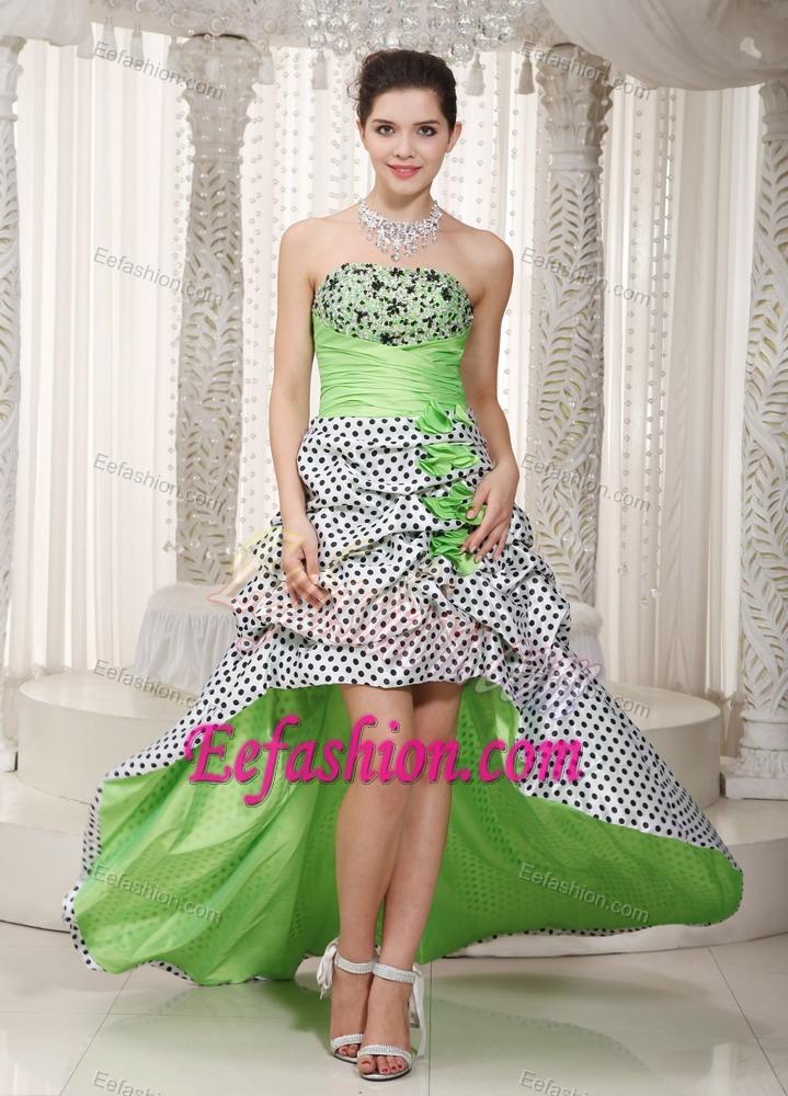 Formal Dresses in Spring