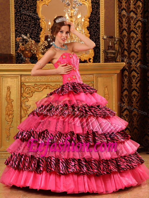 Over the Top Sweet 16 Dresses