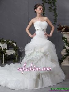 elegant high low 2018 wedding dresses   eefashion 2018