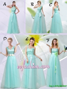 2015 Summer New Style Dama Dresses Chiffon Hand Made Flowers with Empire
