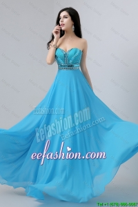 Lovely Sweetheart Prom Dresses with Beading and Sequins