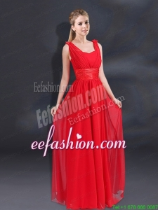 Empire Straps 2015 Beautiful Prom Dresses