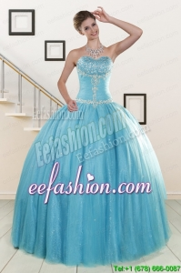 Pretty Sweetheart Ball Gown Quinceanera Dresses