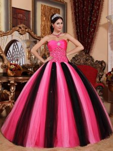 2013 Discount Lace-up and Tulle Quince Dress in Multi-color under 200