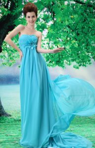 Baby Blue Ruched 2013 Best Seller Pageant Dresses for Toddlers for Winter