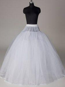 Hot Selling Organza Ball Gown Floor-length Wedding Petticoat