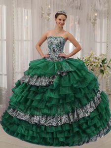 Sweetheart Long Quinces Dresses with Beading for Wholesale Price