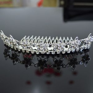 New Hairband/ Tiara With Beaded Decorate